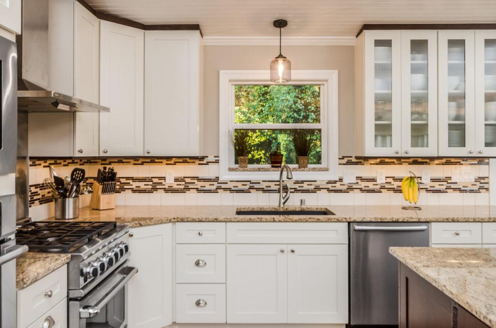 Modern Farmhouse Style Kitchen - Eagle River, AK