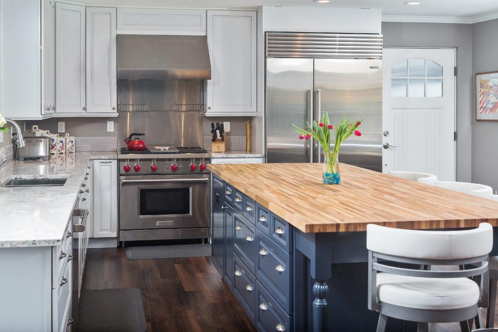 Chefs Kitchen Fire Restoration/Remodel - Anchorage, AK