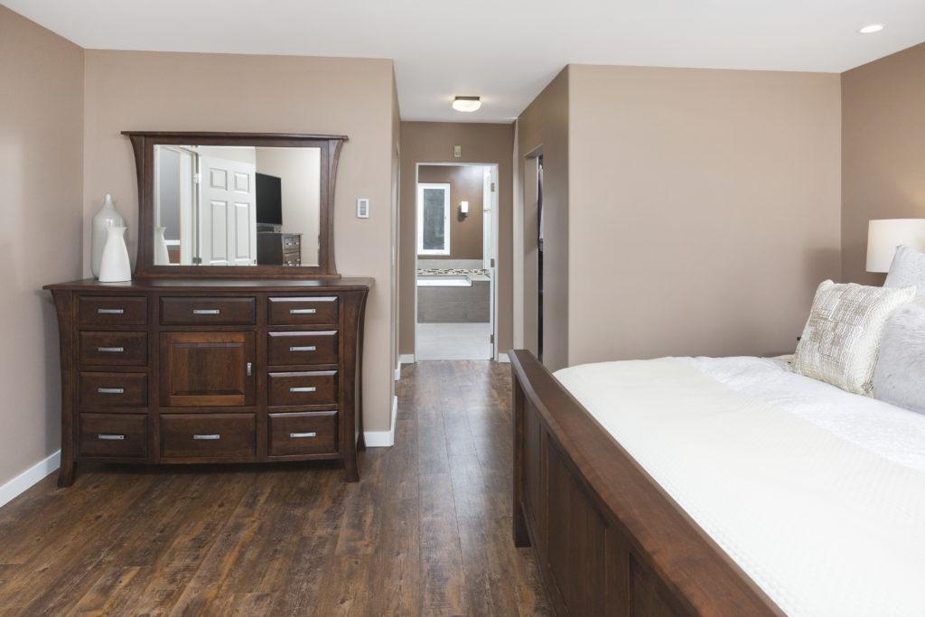 Modern Master Bedroom Suite - Anchorage, AK