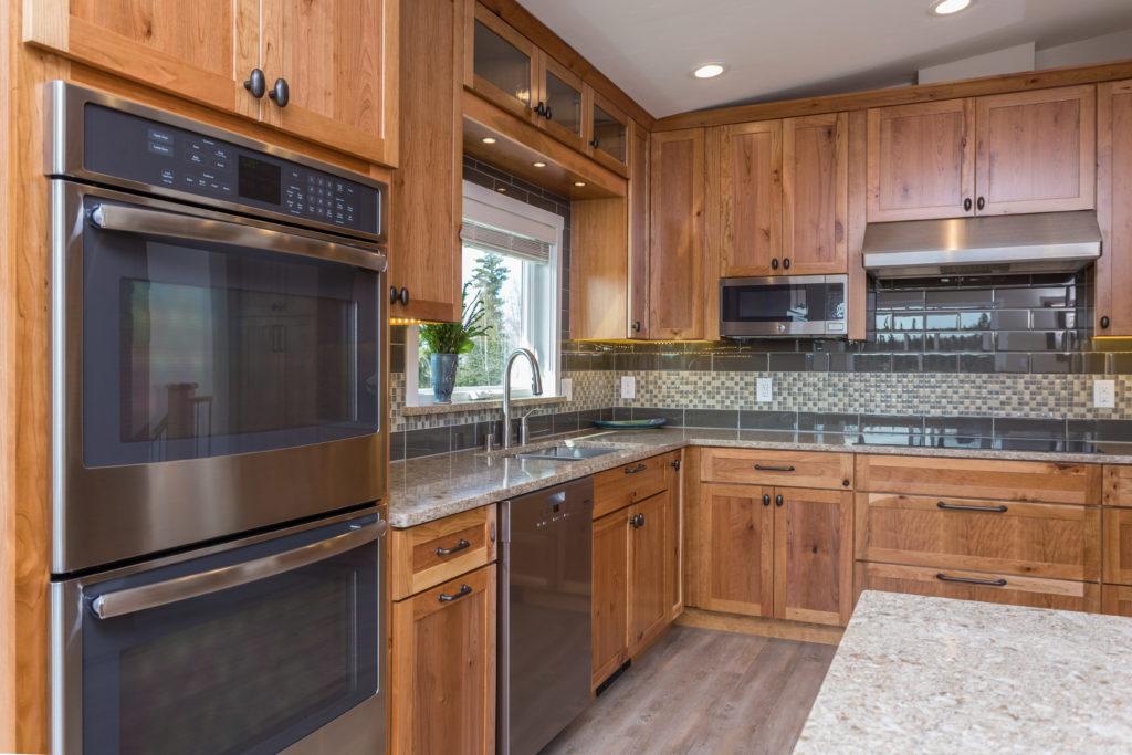 Casual Modern Kitchen Remodel - Anchorage, AK