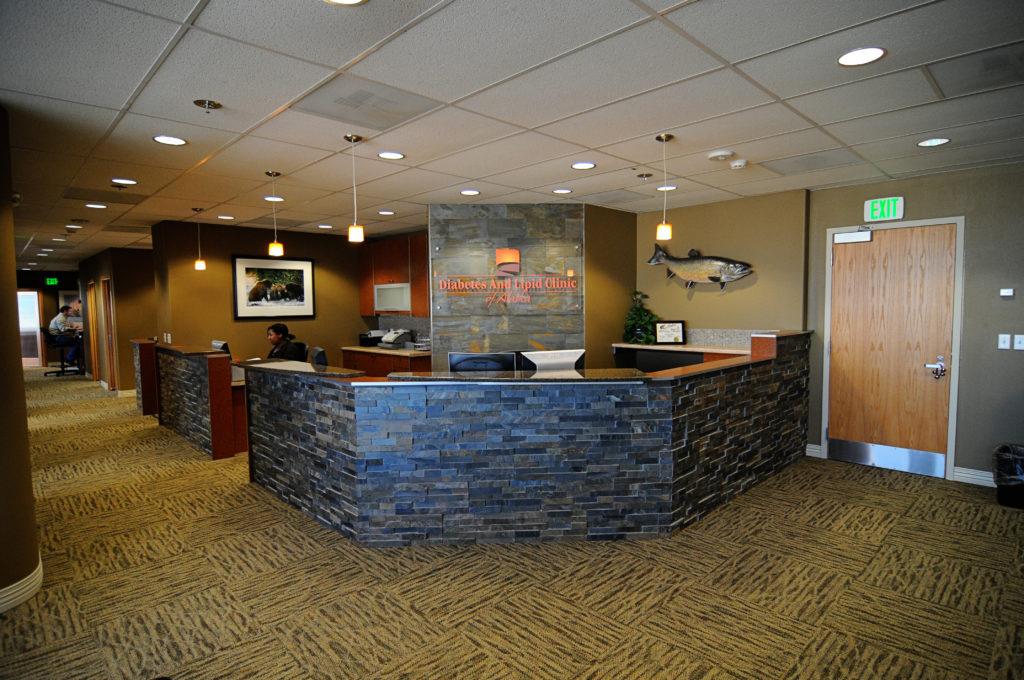 DLCA Reception Desk 1